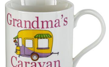 Grandmas Caravan Mug