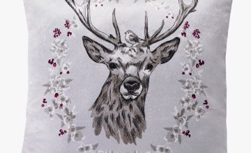 Angus Stag Cushion Cover