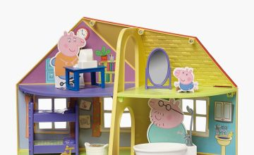 Peppa Pigs Family Home Playset
