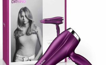 BaByliss Velvet Orchid Hair Dryer
