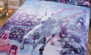 Pieridae Unicorn Duvet Set