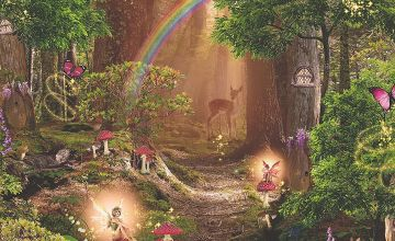 Magic Garden Wallpaper