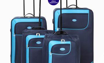 6-Piece Luggage Set
