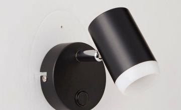 LED Cylinder Head Spotlight - Matt