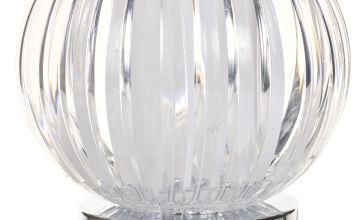 Lancia Acrylic Table Lamp