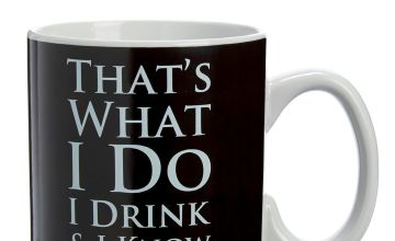 Game of Thrones Thats What I Do Mug