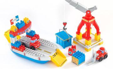 Abrick Ferry Boat Play Set