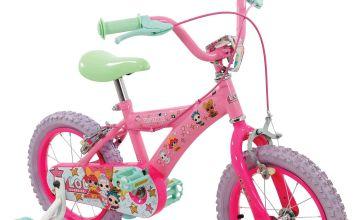 Kids L.O.L Surprise! 14 Inch Bike
