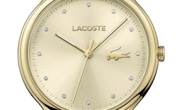 Lacoste Gold Constance Watch