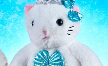 Mermaid Cat Hottie Heatable Toy