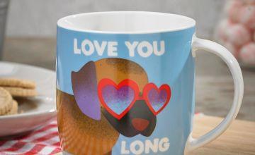 Love You Long Time Mug
