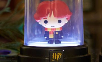 Ron Weasley Mini Bell Jar Light