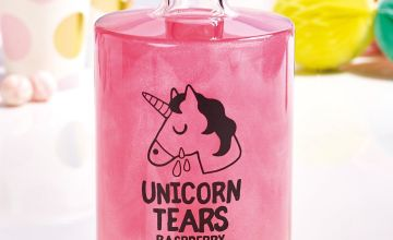 Unicorn Tears Raspberry Gin Liqueur
