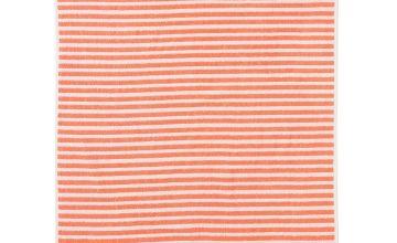 Beach Hut Stripe Towels