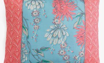 Nico Oriental Stripe Filled Boudoir Cushion