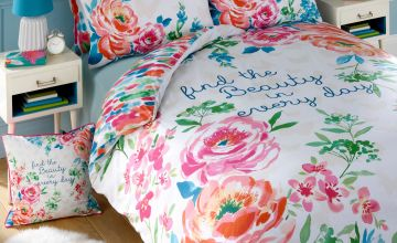 Floral Beauty Duvet Set