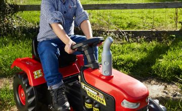 6V Battery Operated Kids Ride On Tractor
