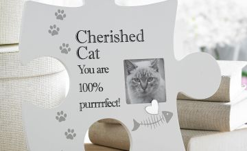 Cherished Cat Pet Jigsaw