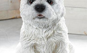 West Highland Pet Pals Figurine