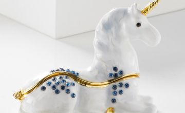 Treasured Trinkets - Sitting Unicorn