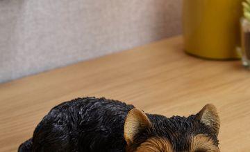 Yorkshire Terrier Sleeping Pet Pal Figurine