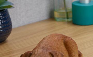Boxer Sleeping Pet Pal Figurine
