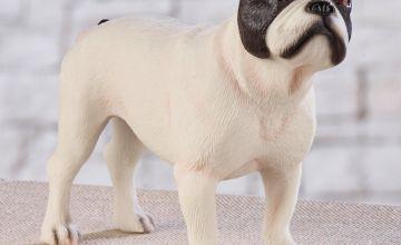 French Bulldog Dog Figurine