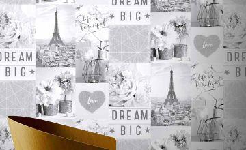 Life Is Beautiful Mono Wallpaper