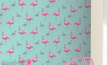 Flamingo Queen Wallpaper