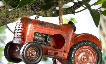 Tractor Bird House