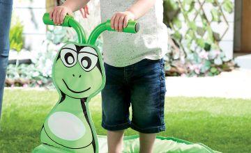 Toddler Frog Trampoline
