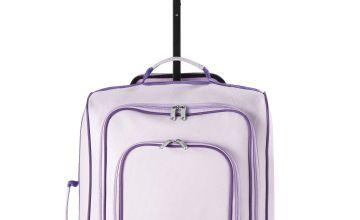 Lilac and Purple Cabin Case