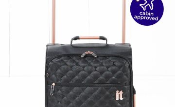 Worlds Lightest Quilted Suitcase
