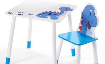 Dinosaur Table and Chair