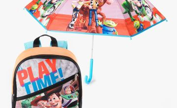 Toy Story Backpack and Umbrella Set