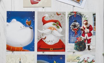 40 Bumper Pack of Christmas Cards