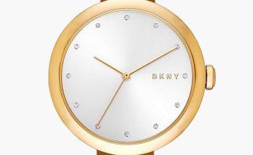 DKNY Gold Eastside Watch