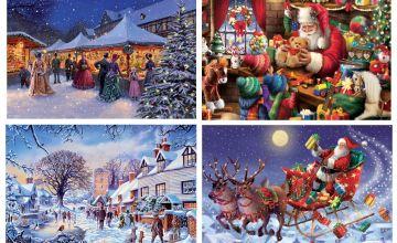 Christmas Quartet Jigsaws