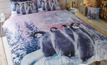 Cosy Penguins Duvet Set