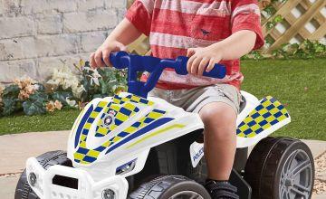 Police Quad Bike