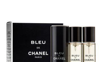 Chanel Bleu De Chanel EDT Miniature Travel Set