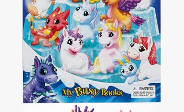Unicorn and Friends Busy Books