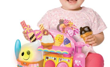 Sweet Treats Ice Cream Playset