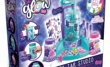 So Glow DIY Magic Jar Studio
