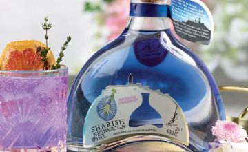 Sharish Colour Changing Gin