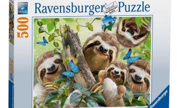 Sloth Selfie Jigsaw 500 Piece