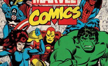 Marvel Comics Calendar 2020