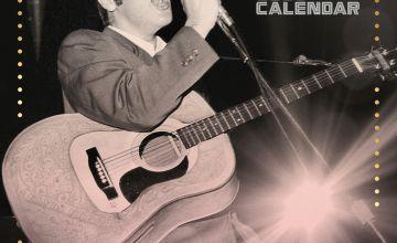 Elvis Calendar 2020