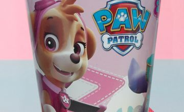 Paw Patrol Cup and Sweets Pink