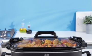 4 Litre Rectangular Slow Cooker